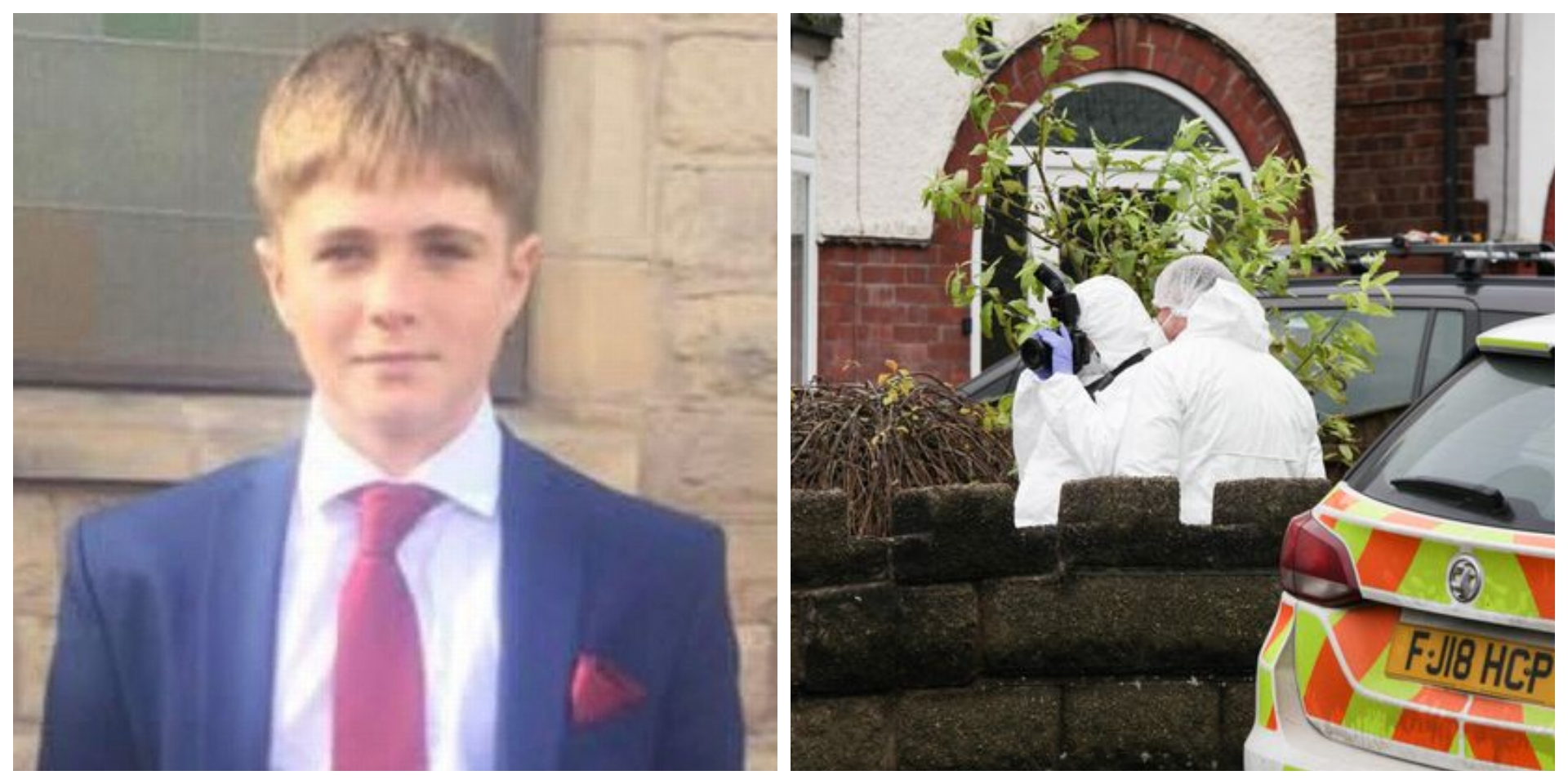 Heartbroken mum of boy, 16, stabbed to death on Boxing Day remembers 'wonderful' son