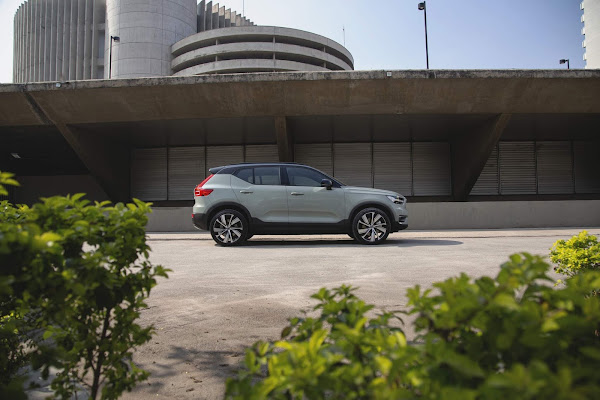 Volvo XC40  Pure Electric: preço R$  R$ 389.950 mantido até o fim de 2021