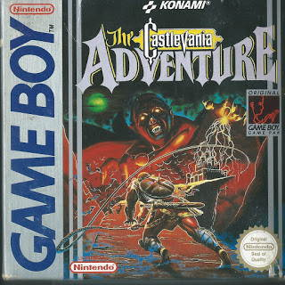 analisis castlevania adventure gameboy