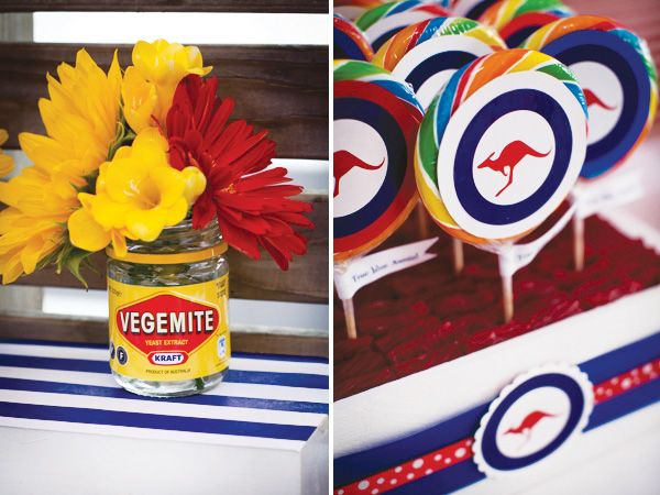 Australia Day 2017 Party Ideas, Celebrations Games, Events, Party Themes, Food Ideas & Recipes