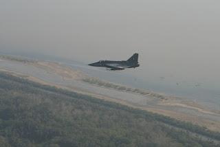 Indian Light Combat Aircraft LCA Tejas. Weapon Trials