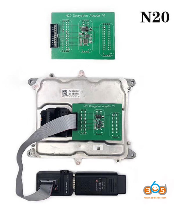 yanhua-acdp-n20-interface-board