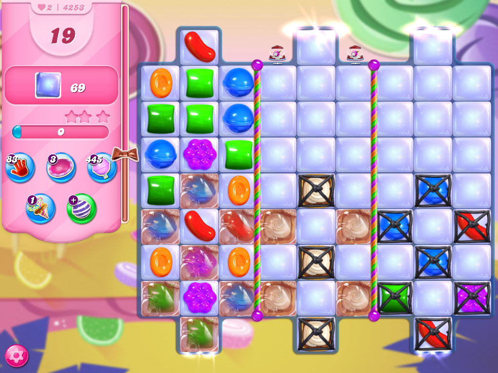 Candy Crush Saga level 4223