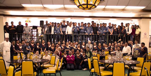 La familia USFQ celebró el Thanksgiving Day