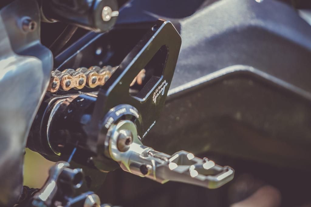 Chiêm ngưỡng Ducati Scrambler 1100 thắng giải độ xe toàn cầu
