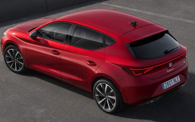 Seat Leon 2020: Golf 8