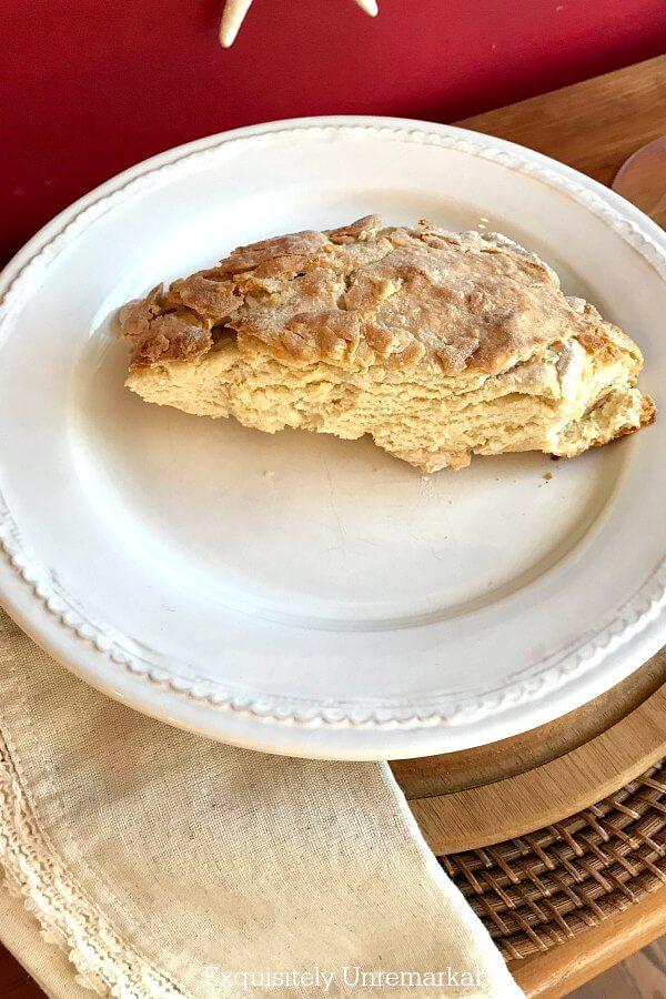 Homemade Bread No Yeast