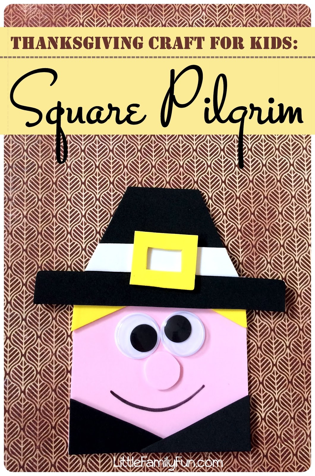 Square Pilgrim Craft