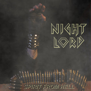 "Το τραγούδι των Night Lord ""Power Of The Night"" από το single ""Tapes from Hell"""