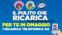 Logo Chanteclair e Quasar ''Il pulito che ricarica'': premio certo una ricarica da 5€