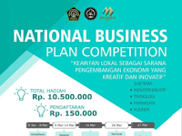 Lomba Business Plan Nasional 2020 di Universitas Islam Sultan Agung Semarang