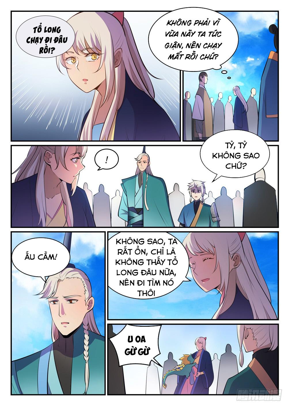 Bách Luyện Thành Thần chap 471 - Trang 16