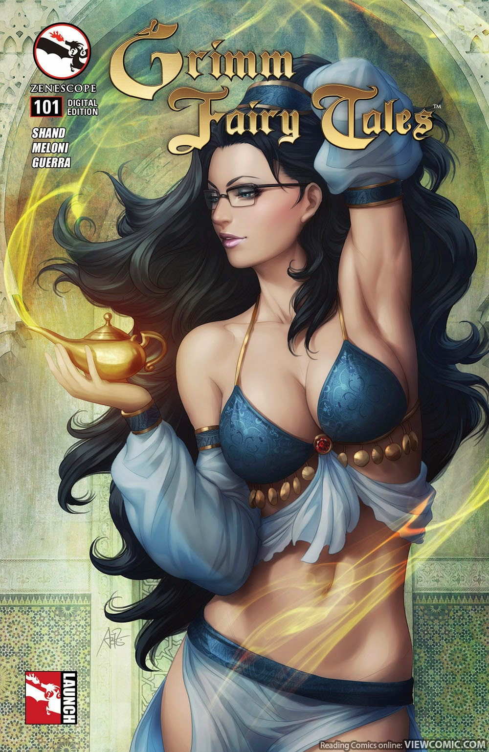 Grimm Fairy Tales   Viewcomic reading comics online for free