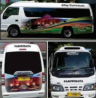 Alloy Travel Jepara Semarang