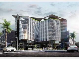 مشروع ارورا العاصمة الادارية الجديدة