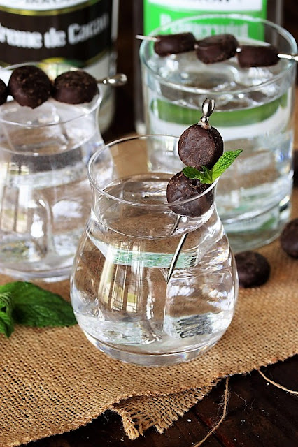 Peppermint Patty Cocktail Image