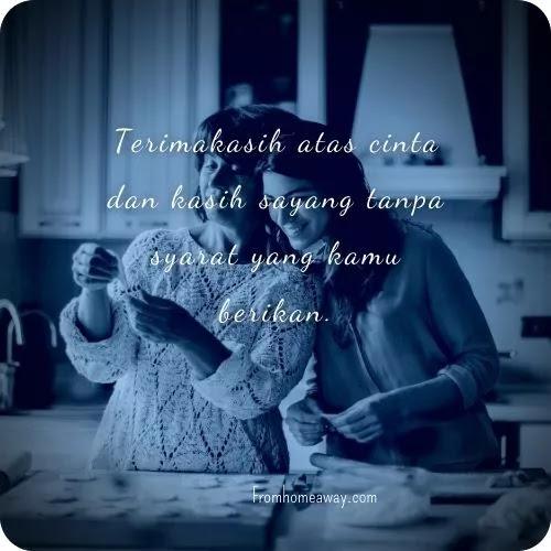 kasih cinta ibu