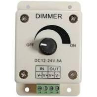 Dimmer DC 12-24V 8 Ampere