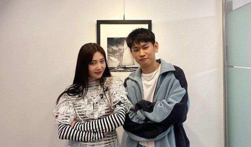 Joy y Crush de Red Velvet confirman oficialmente su relación   Generación Kpop   Noticias K-POP ...
