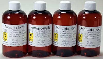 Ditemukan kandungan formalin atau formaldehyde dalam vape