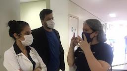 Sindmed-AC cobra ação da Semsa para que pacientes usem máscaras durante atendimento
