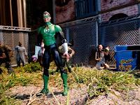 DC Direct DCeased Action Figures Green Lantern
