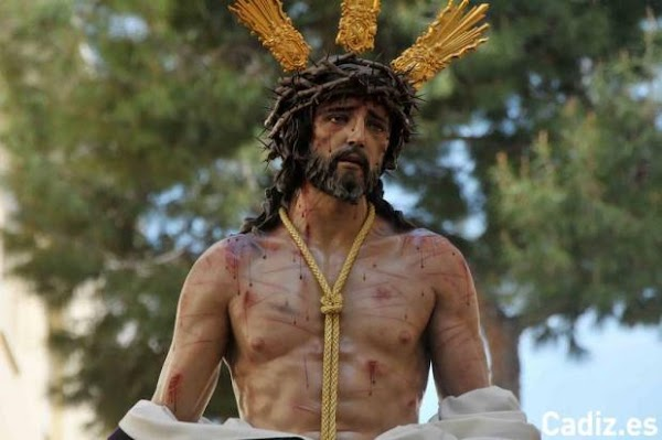 Horario e Itinerario del Vía Crucis de Nuestro Padre Jesús Despojado de Cádiz el 06 de Marzo del 2020