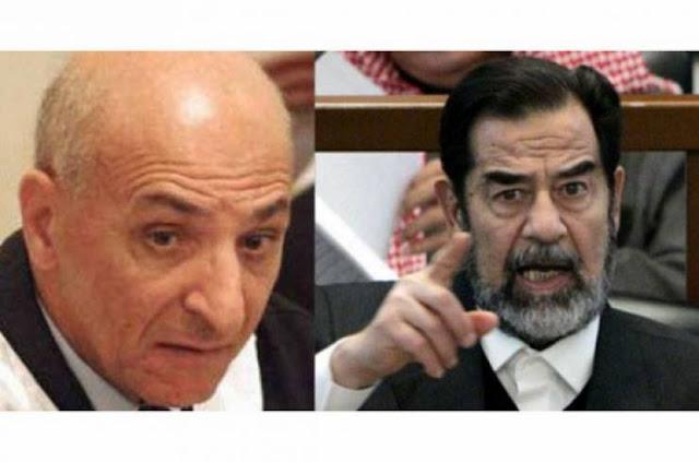 هل تذكرون القاضي الذي اعدم صدام حسين ..  تم اختطافه على ايدي مجموعة موالية للراحل صدام حسين .. وهذا ما حصل له