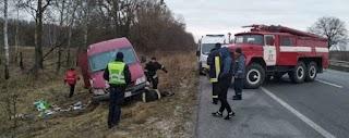 Повертались додому на канікули: автобус з українськими заробітчанами розбився дорогою з Італії, є загиблі