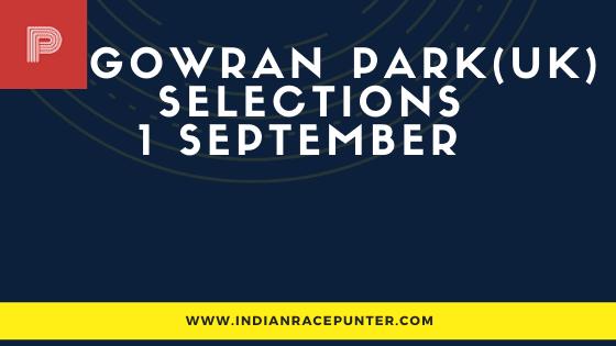 Gowran Park Irish Racing Tips 1 September