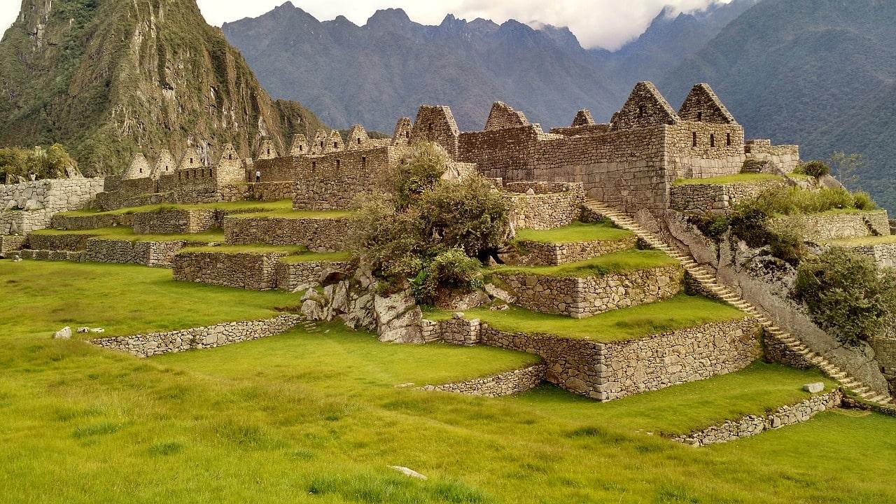 arquitectura inca machu pichu