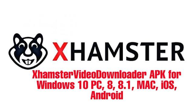 xhamstervideodownloader apk for windows 10
