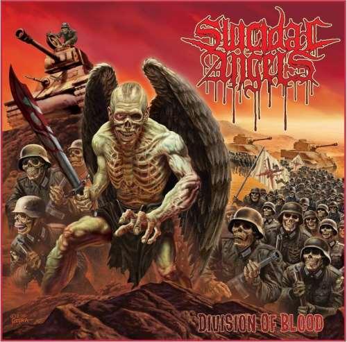 SUICIDAL ANGELS: Τίτλος, εξώφυλλο και ημερομηνία κυκλοφορίας του νέου τους album