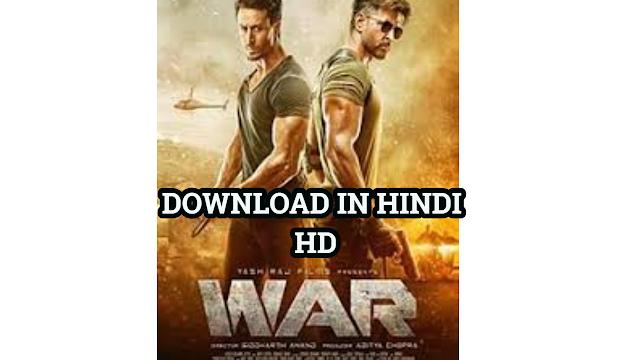 war full movie download in Hindi