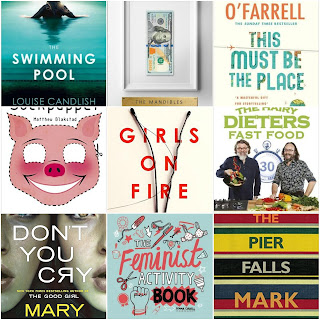 Book Highlights for May 2016