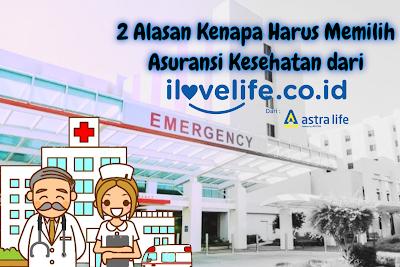 Asuransi kesehatan dari i love life