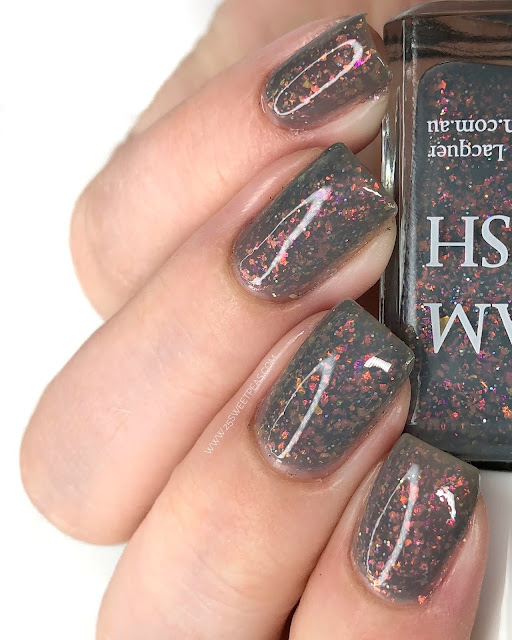 Glam Polish Age Of Resistance 25 Sweetpeas