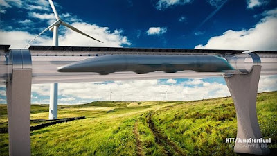 Hyperloop & Inteligencia Colectiva