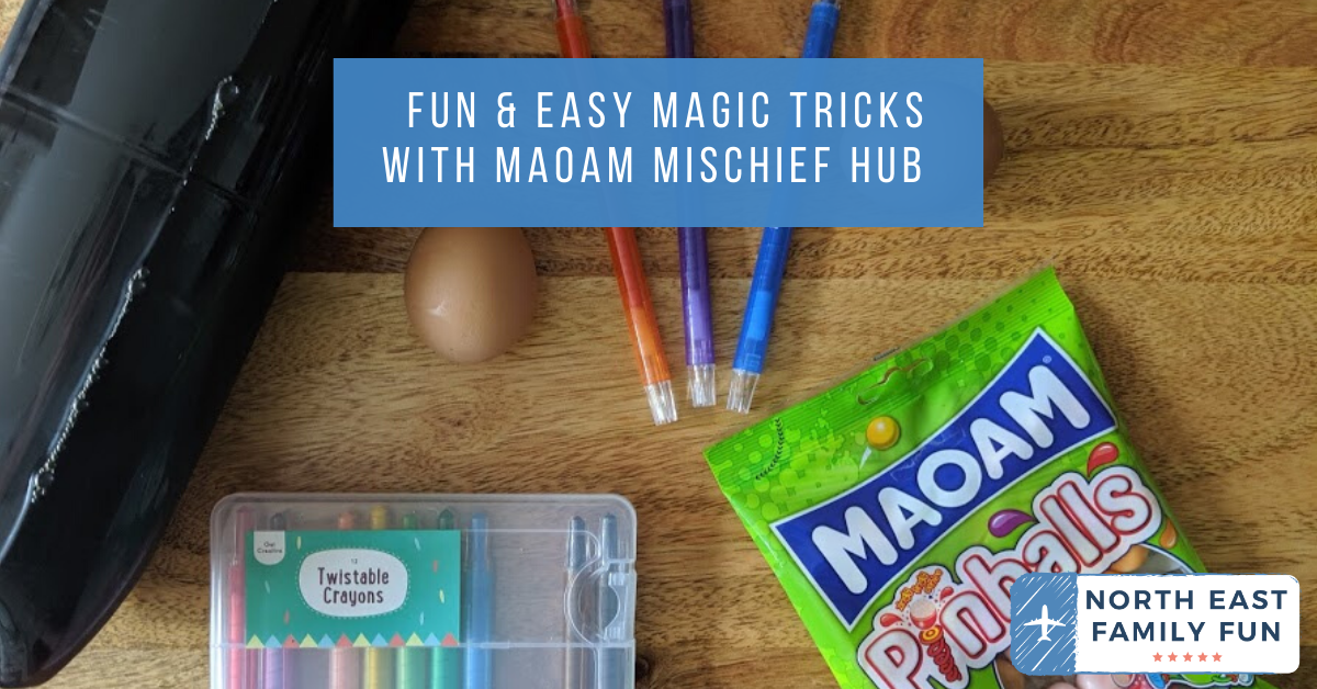 Fun & Easy Magic Tricks with MAOAM Mischief Hub