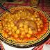 طريقة تحضير الهركمة أو الكرعين بالحمص من المطبخ المغربي