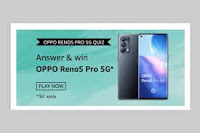 Amazon Oppo Reno5 Pro 5G Quiz Answers 05-Feb-2021