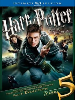 Harry Potter and the Order of the Phoenix (2007) BDRip 1080p 3.3GB Dual Audio ( Hindi - English ) AC3 5.1 MKV