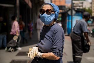 Venezuela registra 867 nuevos contagios de COVID-19