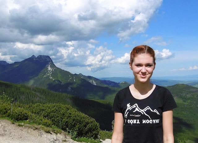 Mój pierwszy krótki urlop - Tatry :)