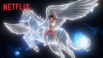 Knights of the Zodiac ganha trailer em japonês e data de estreia