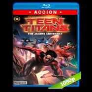 Los Jóvenes Titanes: El contrato de Judas (2017) Full HD 1080p Latino