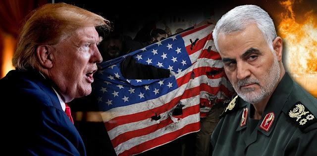 Ένταλμα σύλληψης κατά Τραμπ από το Ιράν για τη δολοφονία Σουλεϊμανί