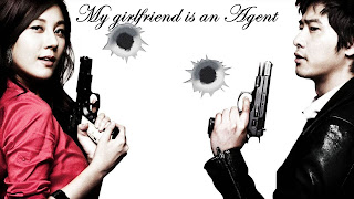 My Girlfriend is an Agent