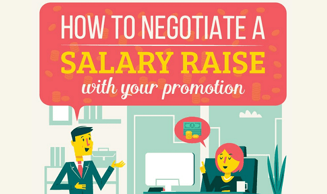 How To Negotiate a Salary Rise With Your Promotion