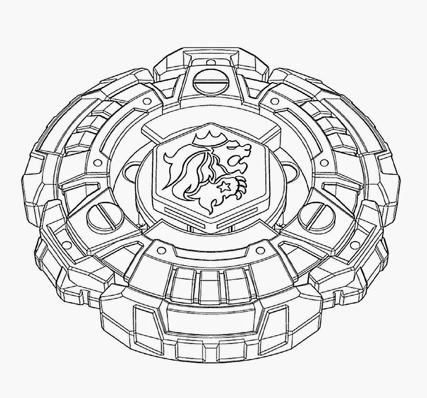 beyblade coloring pages ldrago toys - photo #13